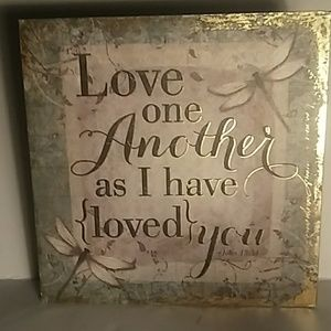 Absolutely Beautiful Wall or Freestanding Plaque